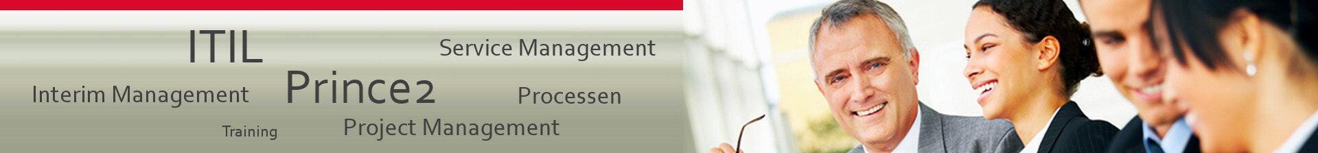 Gertjan de Graaf - Service & Project  Management Professional